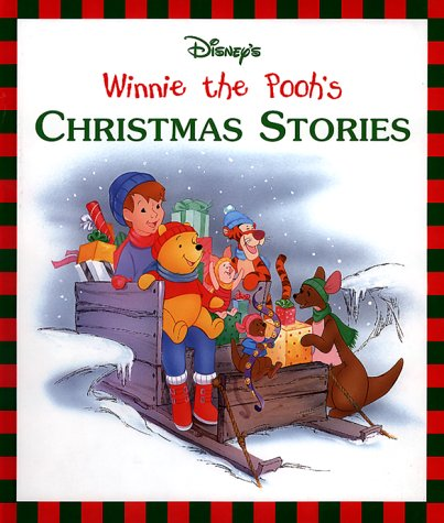9780736401098: Disney's: Winnie the Pooh's - Christmas Stories: Big Book (Learn and Grow)