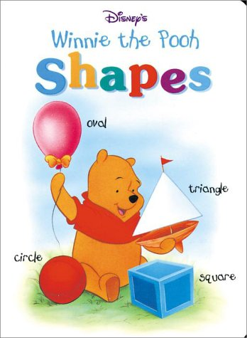 9780736401180: Disney's Winnie the Pooh: Shapes (Learn & Grow)