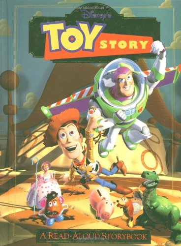 9780736401203: Toy Story: A Read-Aloud Storybook