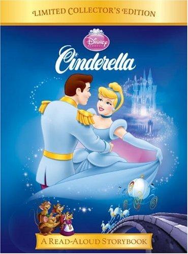 9780736401241: Cinderella (Disney Princess) (Read-Aloud Storybooks (Disney))