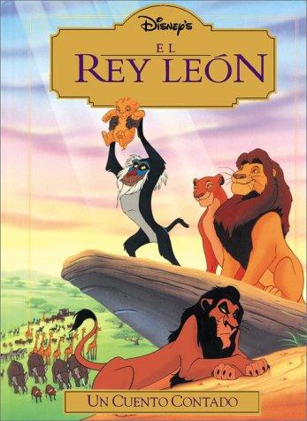 9780736401388: Disney El Rey Leon: UN Cuento Contado