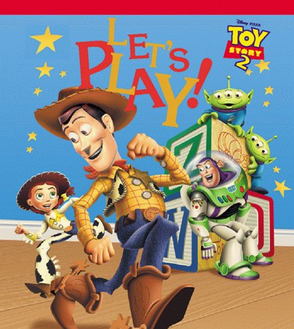 Toy Story 2: Let's Play: Michaels, Julie