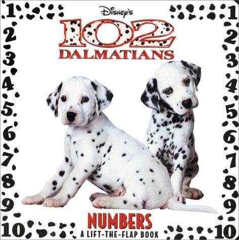 9780736401920: 102 Dalmatians: Numbers (Disney's 102 Dalmatians)