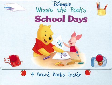 Winnie the Pooh's School Days (Friendship Box) (0736410341) by RH Disney