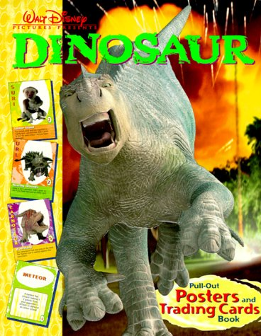 9780736410618: Dinosaur: Pull-Out Posters and Trading Cards Book