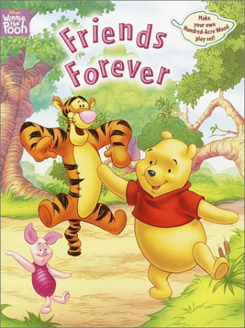 9780736411042: Friends Forever (A Punch & Play Book)