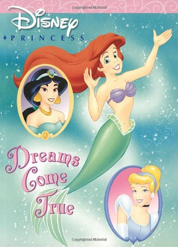 9780736411172: Dreams Come True (Disney Princess) (Super Coloring Time)