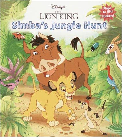 9780736411202: Simba's Jungle Hunt