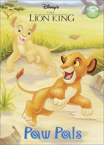 9780736411226: Lion King: Paw Pals