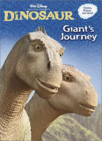 9780736411233: Dinosaur: Giant's Journey (Super Coloring Time)