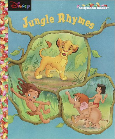 Jungle Rhymes (Jellybean Books(R)) (0736411283) by Liberts, Jennifer; Liberts, Jennifer; Marderosian, Mark; Cuddy, Robbin