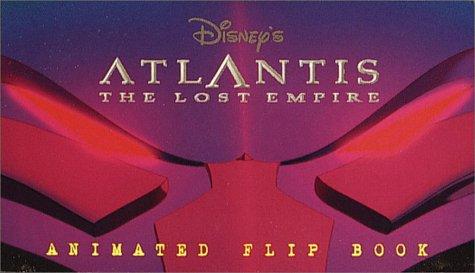 9780736411370: Atlantis: The Lost Empire Animated Flip Book
