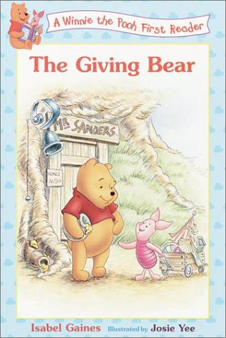9780736411448: The Giving Bear