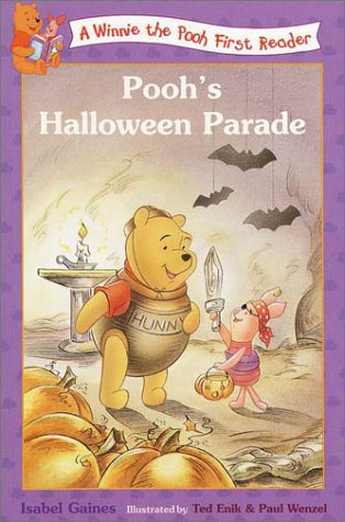Pooh's Halloween Parade (Disney First Readers): Isabel Gaines