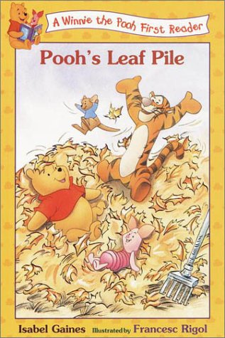 9780736411509: Pooh's Leaf Pile (A Winnie the Pooh First Reader)