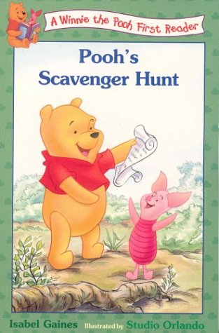 Pooh's Scavenger Hunt (Disney First Readers): Gaines, Isabel