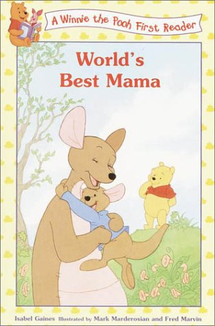 9780736411561: World's Best Mama (Disney First Readers)
