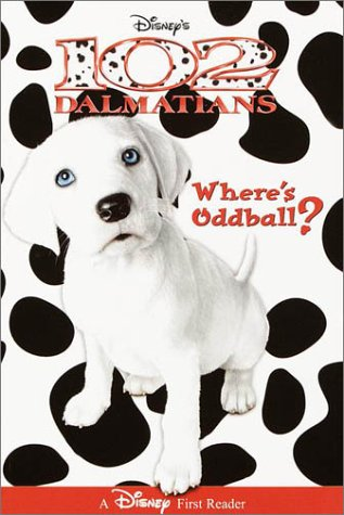 9780736411646: Where's Oddball? (Disney First Readers)