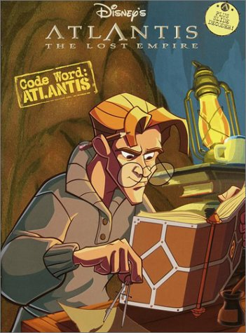9780736411691: Code Word: Atlantis (Awesome Activity Book*)