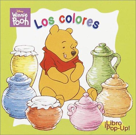 Los Colores (Mini Pops) (Spanish Edition): Disney, RH