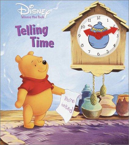 9780736412322: Telling Time (Clock Book)