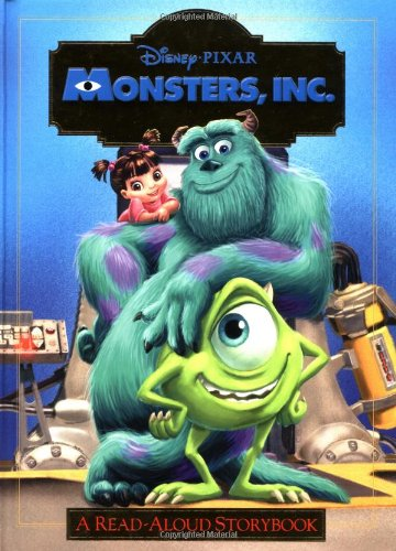 9780736412353: Monsters, Inc: A Read-Aloud Storybook (Disney Read-Aloud Storybook)