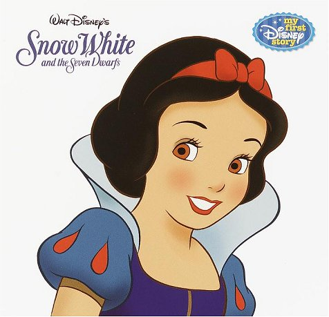 9780736412391: Snow White and the Seven Dwarfs (My First Disney Story)