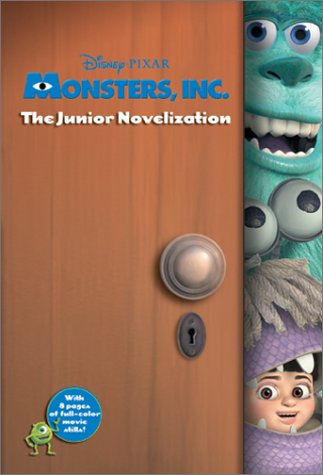 9780736412636: Monsters, Inc.: The Junior Novelization