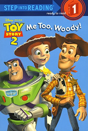 9780736412667: Me Too, Woody! (Step-Into-Reading, Step 1)