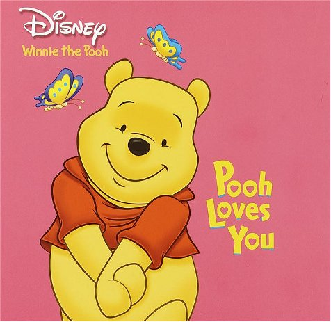 9780736413053: Pooh Loves You (Pictureback(R))