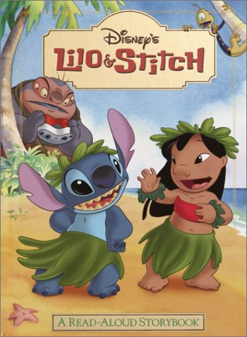 Lilo and Stitch Read-Aloud Storybook