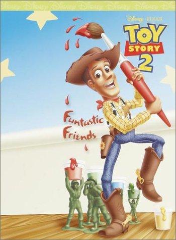 Funtastic Friends (Paint Box Book): RH Disney, Astora Newton