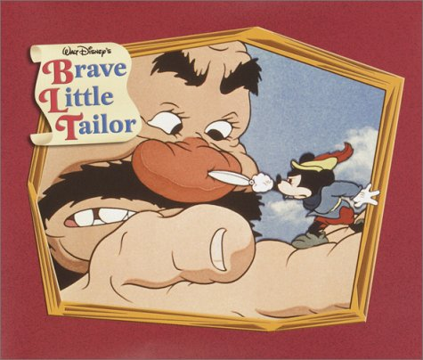 9780736420105: Brave Little Tailor (Picture Book)
