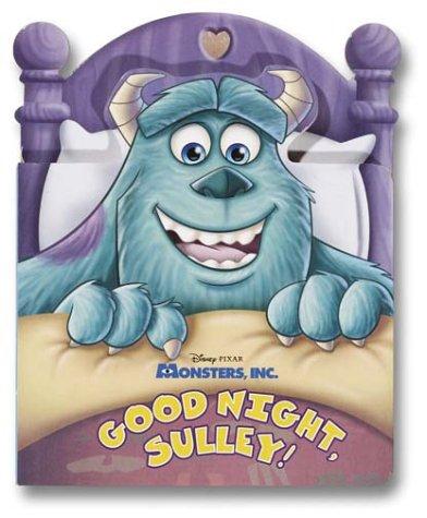 9780736420129: Good Night Sulley (Good-night Board Books)