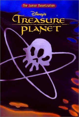 9780736420198: Disney's Treasure Planet: The Junior Novelization