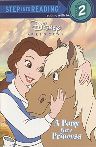 9780736420457: Disney Princess: A Pony for a Princess (Step into Reading, Step 2)