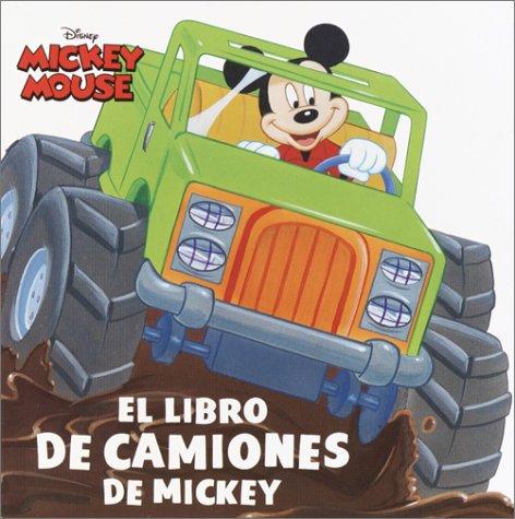 9780736420594: El libro de camiones de Mickey (Spanish Edition)
