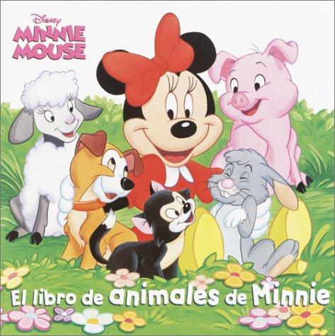 9780736420624: El libro de animales de Minnie (Spanish Edition)