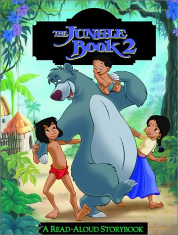 9780736420846: The Jungle Book 2: A Read-Aloud Storybook