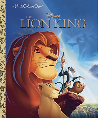 9780736420952: The Lion King (Little Golden Book)