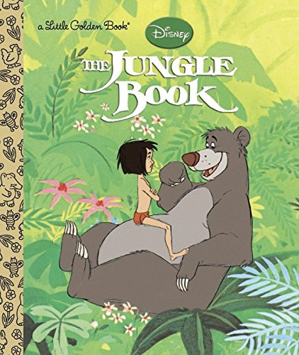 9780736420969: The Jungle Book (Disney the Jungle Book) (Little Golden Books)