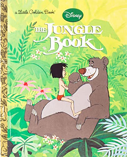 9780736420969: The Jungle Book (Disney the Jungle Book) (Little Golden Books (Random House))