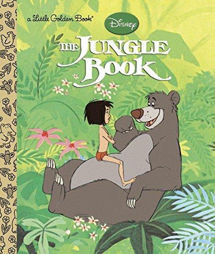 9780736420969: The Jungle Book (Disney The Jungle Book) (Little Golden Book)