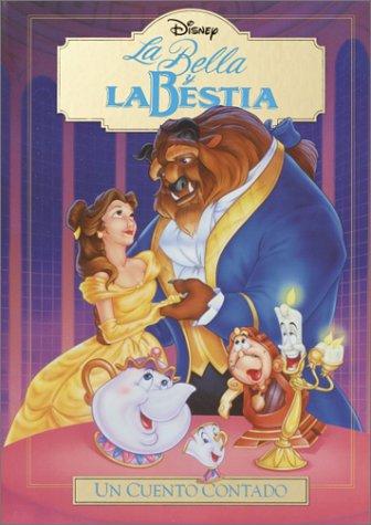 La Bella y La Bestia: Un Cuento Contado (Read-Aloud Storybook) (Spanish Edition): Disney, RH