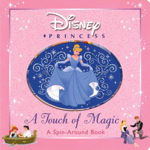 A Touch of Magic (Spinner Books): Disney, RH; Katschke, Judy