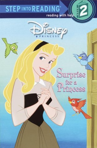9780736421324: Surprise for a Princess (Step Into Reading)