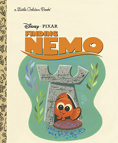 9780736421393: Finding Nemo Little Golden Book