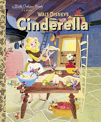 9780736421515: Cinderella (Little Golden Books)