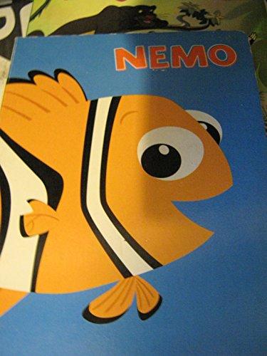 9780736421553: Finding Nemo: Fish in a Box Edition: Reprint