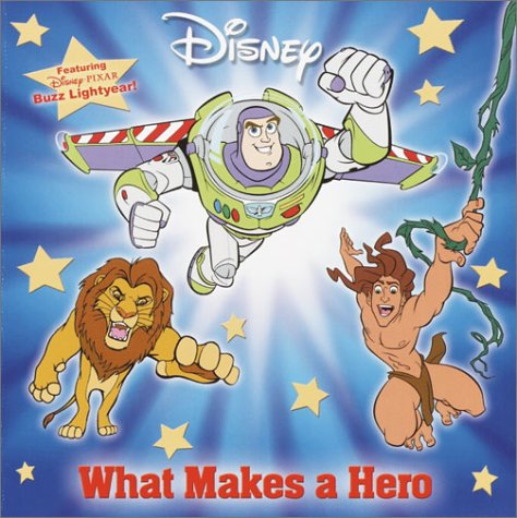 What Makes a Hero (Pictureback(R)): Disney, RH; Trimble,